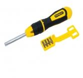 Multibit Ratchet screwdriver +10 bits