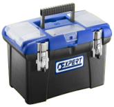 PLASTIC TOOLBOX 410MM AND 490 MM