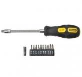 10 way Flexi screwdriver set
